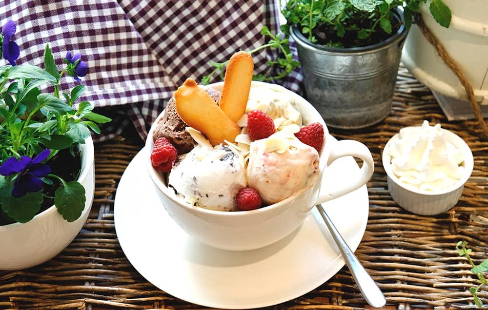 Biancolatte ama i dolci e ne sforna ogni giorno di tutti tipi!