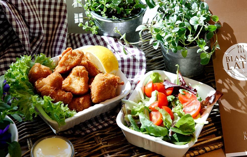 Un pranzo ideale deve essere nutriente e leggero allo stesso tempo!
