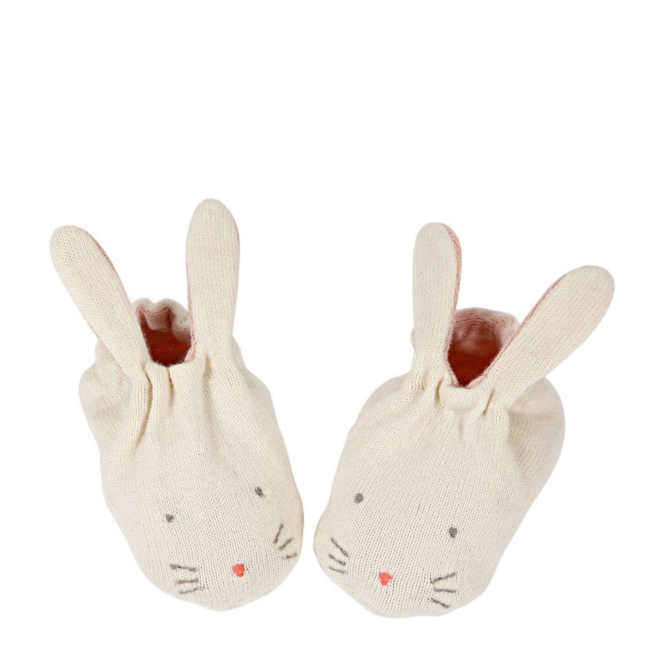 scarpette coniglietto rosa 167545