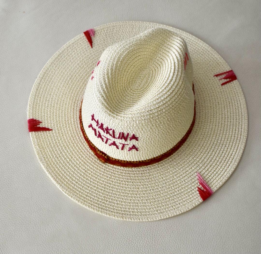 BIANCO-Hakuna Matata fucsia 5