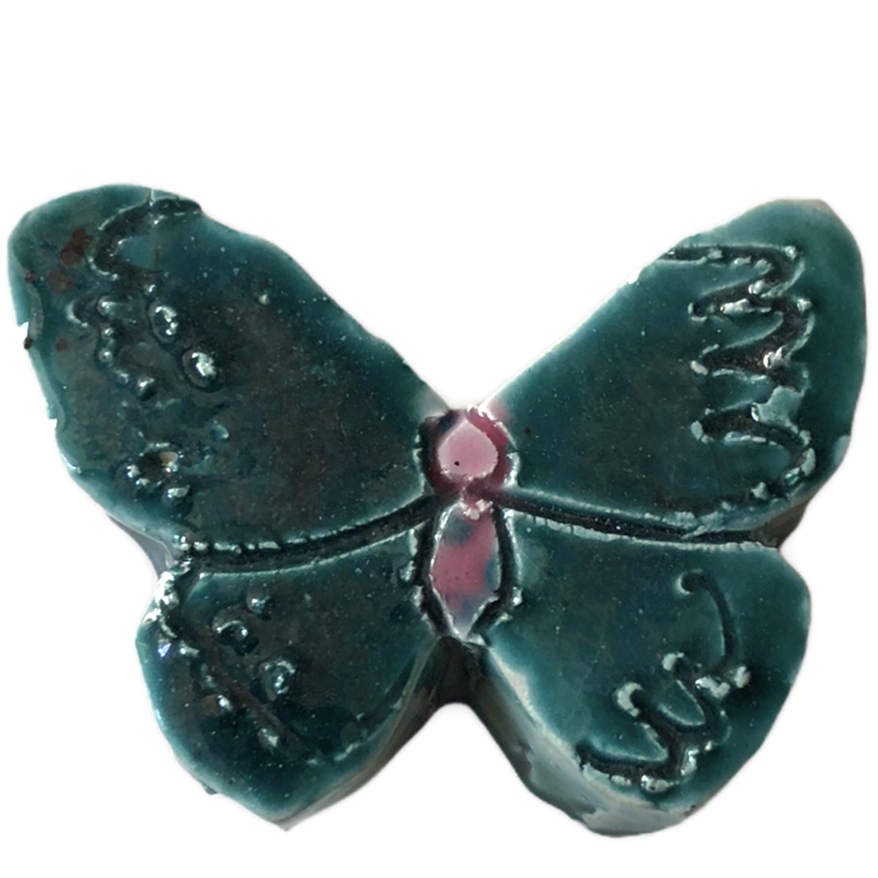 farfalla verde nuova